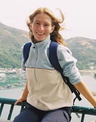 Liz Burfield, qualified personal fitness trainer in Biggleswade